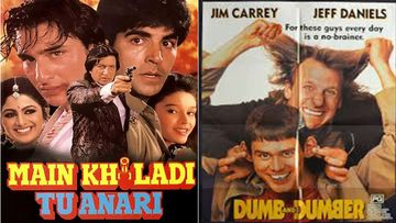 Main Khiladi Tu Anari, Dumb And Dumber, Sadda Adda; Bromance Movies Which You Can Just Binge Watch