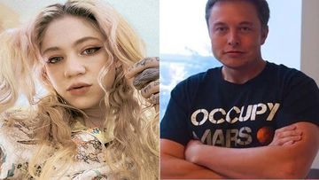 Grimes Leaves Netizens Confused With Her Pronunciation Of Son X Æ A 12's Name; It Doesn't Match Elon Musk's Version