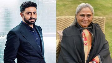 Abhishek Bachchan Shares His Mother Jaya Bachchan's Savage Reply To His Heartwarming Mother's Day Post