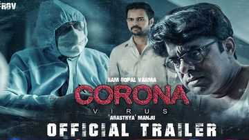 Coronavirus Trailer Out: Ram Gopal Varma Shoots A Film Amid LOCKDOWN And Is About LOCKDOWN