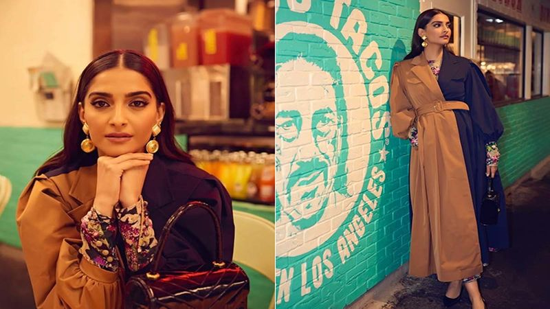 Sonam Kapoor Joins 150 Global Stars For A Live Broadcast 'Dream With Us' To Raise Funds For COVID-19 Relief