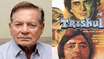 42 Years Of Trishul: Salim Khan Reveals Amitabh Bachchan-Sanjeev Kumar Starrer Was Not Good Enough To Be Released-Watch Video