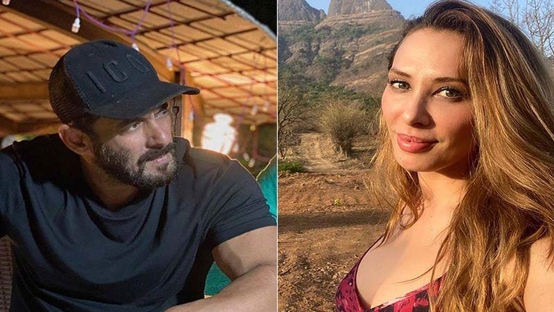 Salman Khan Poses With THIS Bigg Boss Contestant At His Panvel Farmhouse Making Rumoured Girlfriend Iulia Vantur Go 'Supermodels'