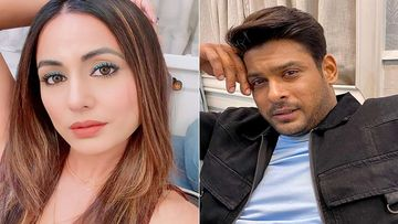 Hina Khan's Answer When Quizzed About Collaborating With Bigg Boss 13 Winner Sidharth Shukla Leaves Fans On The Hook