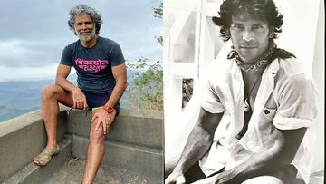 Milind Soman Posts A Hot Throwback Picture From His Modelling Days; Gets His Female Fans Drooling Over Him Yet Again