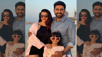 Abhishek Bachchan Tweets From Nanavati Hospital; Says 'Aishwarya And Aaradhya Have Tested COVID-19 Positive, Will Quarantine At Home'