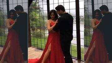 Neha Sharma Drops A BTS Boomerang Video With Sidharth Shukla From Her Upcoming Music Video Dil Ko Karaar Aaya