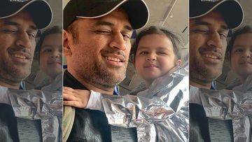 MS Dhoni Birthday: Daughter Ziva Dhoni Croons A Beautiful Song Wishing Her Dearest Daddy On His Birthday