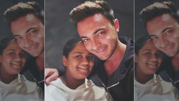 Aayush Sharma Wishes Wifey Arpita Khan Sharma On Her Birthday By Posting Romantic Pictures, Calls Her 'The Strongest Woman'