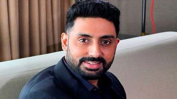 Abhishek Bachchan Marks His First Outing Post COVID-19 Recovery At Filmmaker J P Dutta's Daughter's Engagement Ceremony