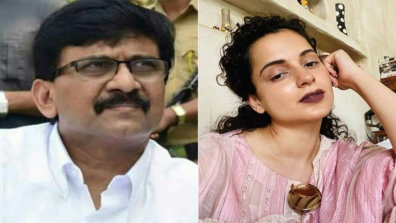 Sanjay Raut Refrains From Commenting On Kangana Ranaut; States Country Has Several Important Issues To Tackle