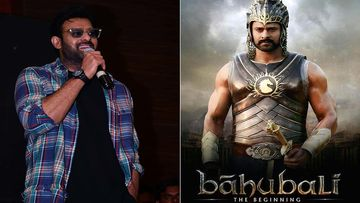 Superstar Prabhas Was Paid A Mind-Boggling Amount For SS Rajamouli's Baahubali: The Beginning