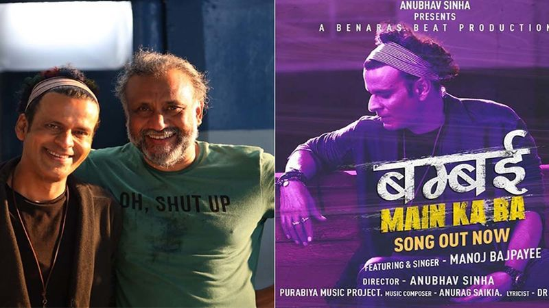 Manoj Bajpayee-Anubahv Sinha's Bhojpuri Rap, 'Bambai Main Ka Ba' Is Exactly What Mubaikars Need Right Now;  Netizens Laud The Song