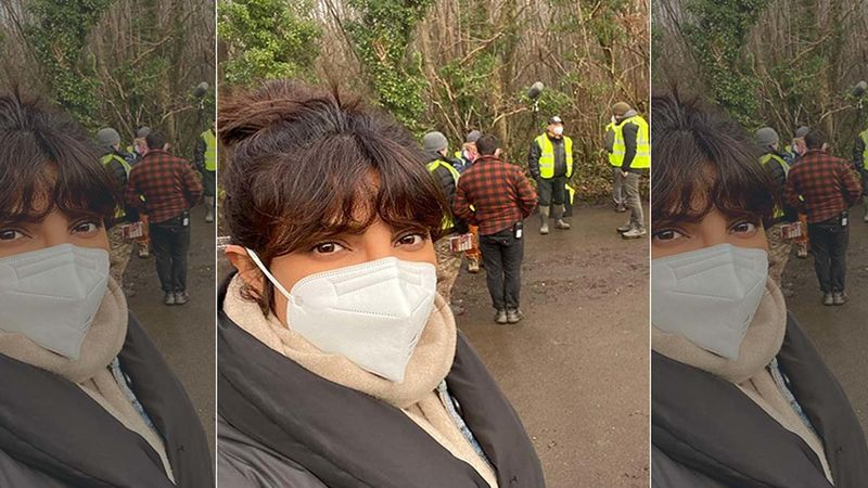 Priyanka Chopra Wraps Up Text For You Shoot In London After Salon Visit Controversy, Congratulates And Thanks The Team