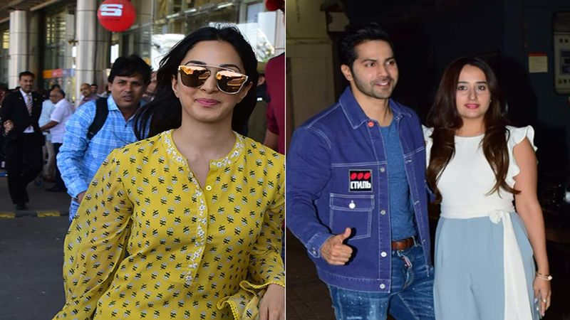 Varun Dhawan's Co-Star Kiara Advani Pens A Very Filmy Congratulatory Wish As He Ties The Knot With Sweetheart Natasha Dalal