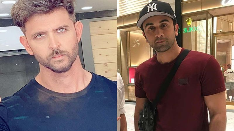 A Little Late Though, Hrithik Roshan Congratulates Ranbir Kapoor For Announcing His Next Film Titled Animal