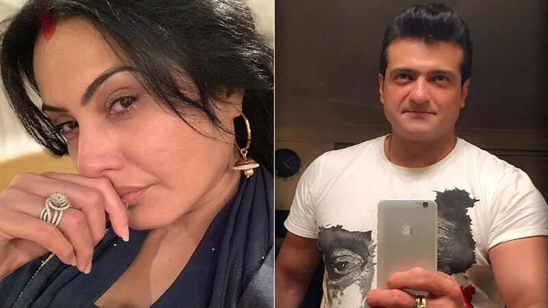 Kamya Panjabi, In Reply To A Twitter User, Says Armaan Kohli Didn't Just Call Her A 'Divorcee' On Bigg Boss 7 But Also Hurled Abuses