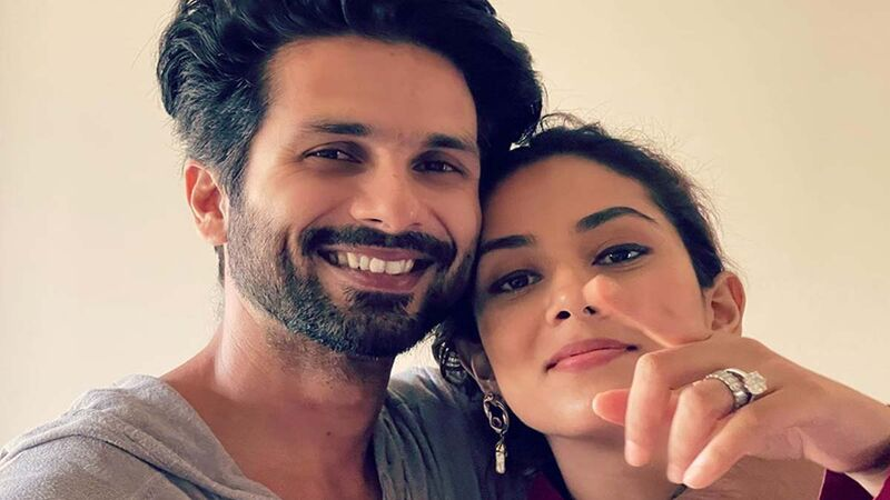 Shahid Kapoor And Mira Rajput Visit The Construction Site Of Their New House-See PHOTO