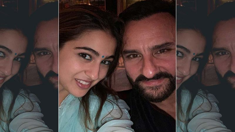 Sara Ali Khan Reveals She And Saif Ali Khan Talk About 'History' More Than Films, Actress Says, 'We Both Are History Nerds'