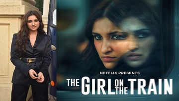 The Girl On The Train: Parineeti Chopra Drops The Release Date Of The Mystery Thriller, Watch The Trailer Inside