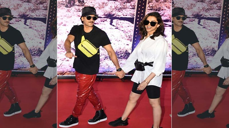Deepika Padukone And Ranveer Singh Take The #Bussitchallenge, Diva Says; 'Werk It Baby' Getting All Goofy With Her Hubby