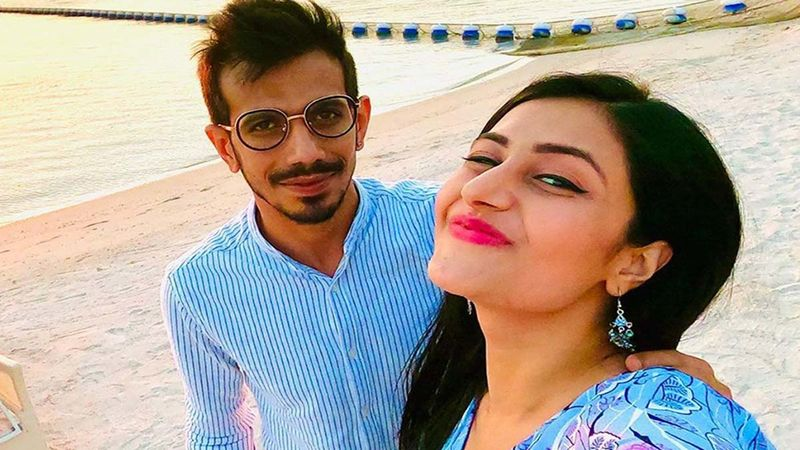 Yuzvendra Chahal Teases Fans With A Glimpse Of His Wedding Video; His Romantic Message For Wifey Dhanashree Verma Is Too Adorable- WATCH