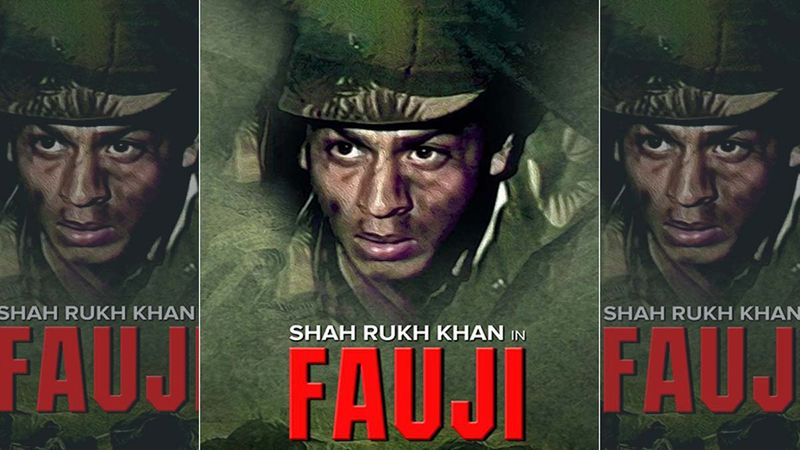 Shah Rukh Khan's Fans Are In For A Treat; His Debut Series Fauji Will Now Stream Online