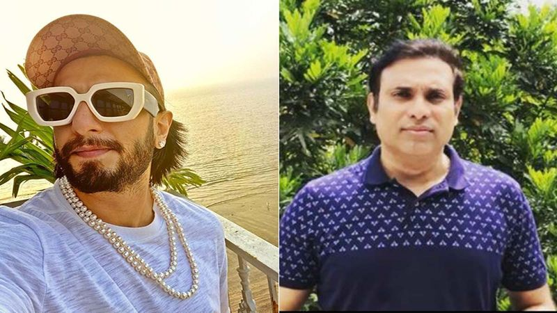 Ranveer Singh Shares Pictures With Indian Cricketer VVS Laxman, Talks About 'Good Times Shooting And Bantering' With Him