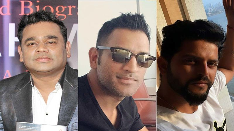 AR Rahman Dedicates Two Bollywood Numbers To Chennai Super Kings' Duo MS Dhoni And Suresh Raina, More Deets Inside