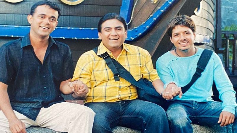Taarak Mehta Ka Ooltah Chashmah Star Dilip Joshi Mourns The Death Of Friend Amit Mistry; Writes, 'Our Trio's Broken Today'
