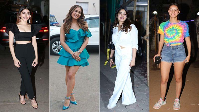 Alaya F Terms Comparisons Drawn With Sara Ali Khan, Janhvi Kapoor And Ananya Panday As 'WONDERFUL'