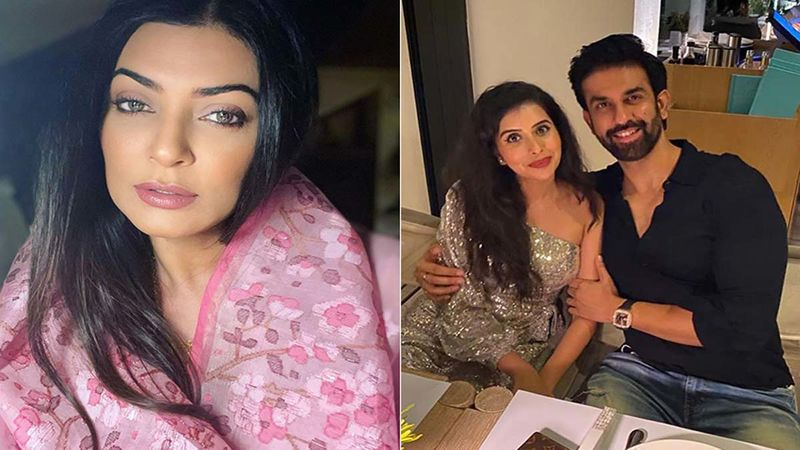 Sushmita Sen Congratulates Soon-To-Be Parents, Brother Rajeev Sen And SIL Charu Asopa; Says 'I AM GOING TO BE A BUA'