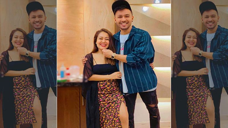 Neha Kakkar Takes Us Down The Memory Lane With Tony Kakkar And Her Childhood Pictures; Says, 'How Small, Little I Was When I Started Singing'