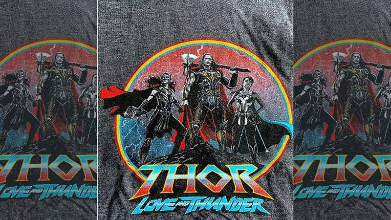 Fans Are Ecstatic As Chris Hemsworth, Natalie Portman And Tessa Thompson's Brand New Avatars From Thor: Love And Thunder Are Released