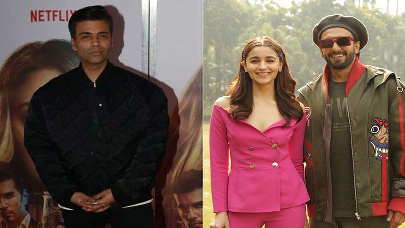 Karan Johar's Next Starring Ranveer Singh And Alia Bhatt Is Titled Prem Kahani? Deets Inside