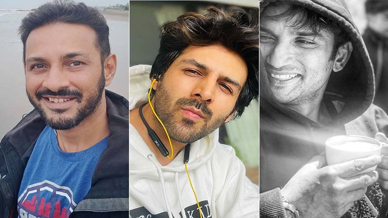 After Anubhav Sinha, Apurva Asrani Supports Kartik Aaryan; Recalls The Time When He Blogged About Sushant Singh Rajput Being Bullied