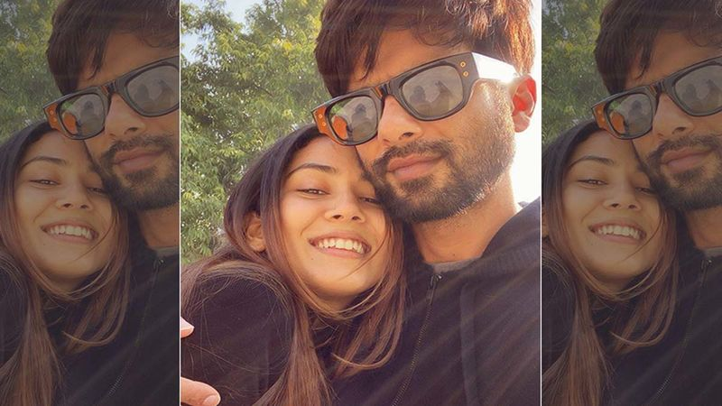 'Love You More Than Words Suffice': Mira Rajput Wishes Hubby Shahid Kapoor As They Complete Six Years Of Marital Bliss