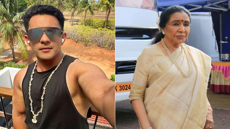 Indian Idol 12: Host Aditya Narayan Drops A Picture With Guest Judge And Iconic Singer Asha Bhosle; Calls Her 'Goddess Of Music'