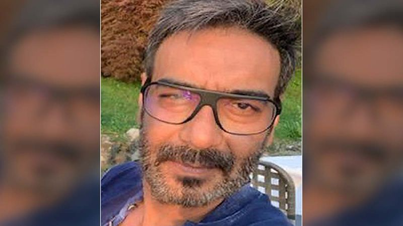 Ajay Devgn Sports A Salt And Pepper Look At His Trainer's Birthday Bash; Fans Love it
