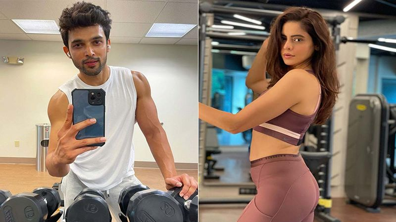 Kasautii Zindagii Kay 2 Co-Stars Parth Samthaan And Aamna Sharif Groove To The Beats Of A Song; Watch The Interesting Dance Video