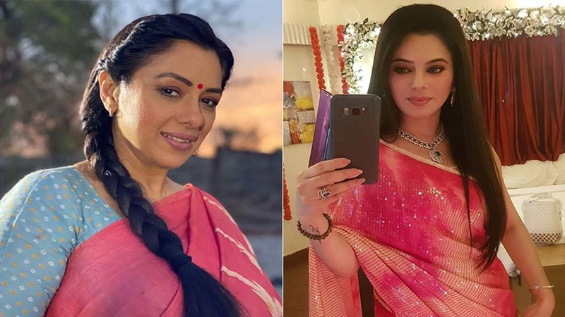 Anupamaa Spoiler Alert: Rupali Ganguly's Character Begs For Help From Rakhi Dave, Latter Turns The Protagonist Into Her Slave