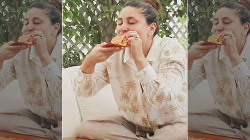 Kareena Kapoor Khan Was A 'PIZZA GUZZLING GIRL' During Her Pregnancy; Actress Drops A Video Of Unapologetically Relishing The Snack