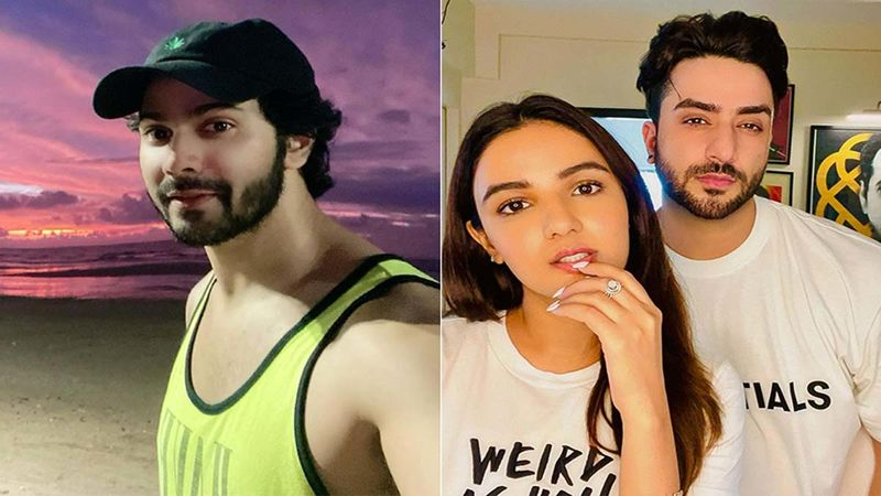 Sidharth Shukla Death: Late Actor's HSKD's Co-Star Varun Dhawan Arrives To Pay His Condolences; Aly Goni And Jasmin Bhasin Reach Actor's Residence Straight From The Airport