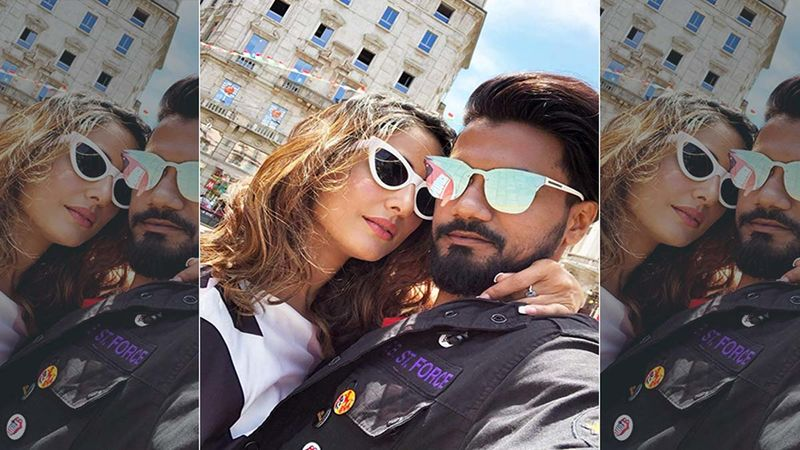 Following Main Bhi Barbaad Release, Hina Khan Reveals Boyfriend Rocky Jaiswal Helping Her Cope With Her Father's Death