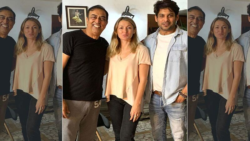 Vindu Dara Singh Shares An Old Video Of Late Actor Sidharth Shukla, Meeting The Former's Wife, Calls This Video, 'Priceless Memories'