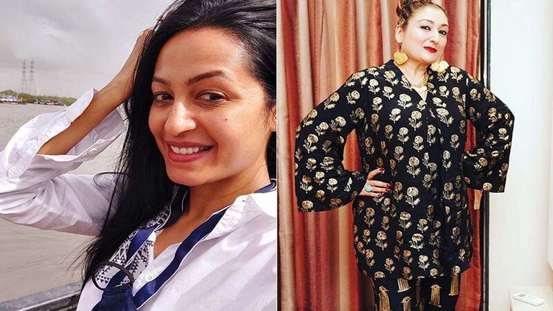 Krushna Abhishek's Wife Kashmera Shah Responds To Sunita Ahuja Calling Her A 'Bad Daughter-In-Law'