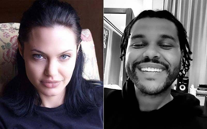 After Dinner Outing, Angelina Jolie And The Weeknd Once Again Get Spotted At A Private Concert Adding Fuel To Dating Rumours