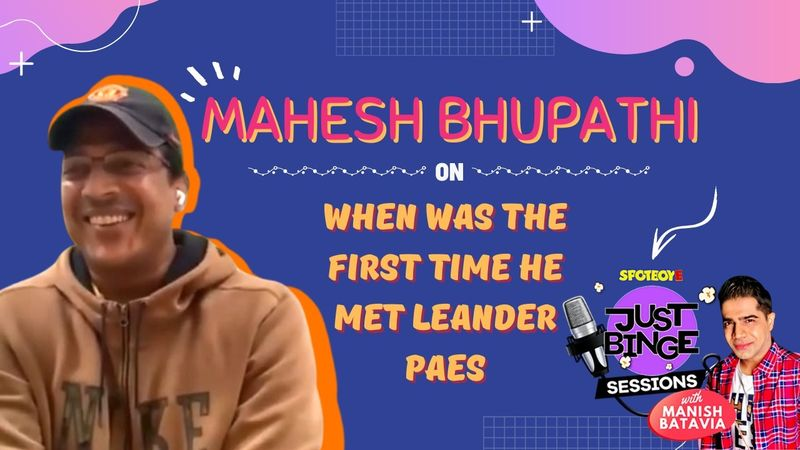 Break Point: Mahesh Bhupathi Reveals His Many FIRSTS With Leander Paes, Also Spills The Beans On How This Project Fell Into Place