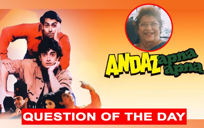 Did Saroj Khan Really Give Preference To Aamir Khan Over Salman Khan In Andaz Apna Apna Songs?