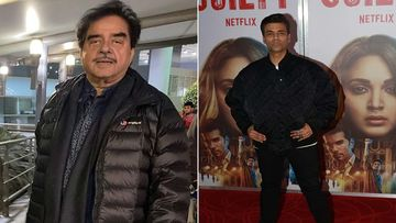 Shatrughan Sinha Takes A Jibe At Karan Johar's Koffee With Karan While Addressing Sushant Singh Rajput's Death; Says 'There Was No Koffee With Arjun' In Their Era